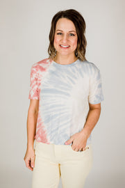 Z Supply Sol Tie-Dye Tee