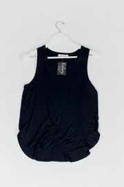 V-Neck Tank Dark Navy