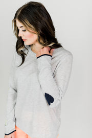 Star Sleeve Lightweight Top