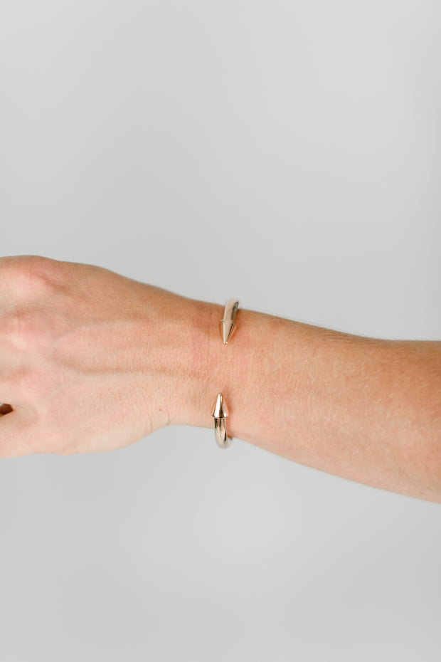 Spike Rose Gold Bracelet
