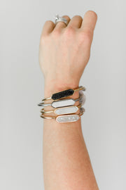 Bangle Rose Gold Bracelet
