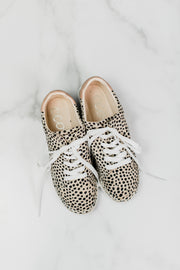 Lucia Speckled Sneaker