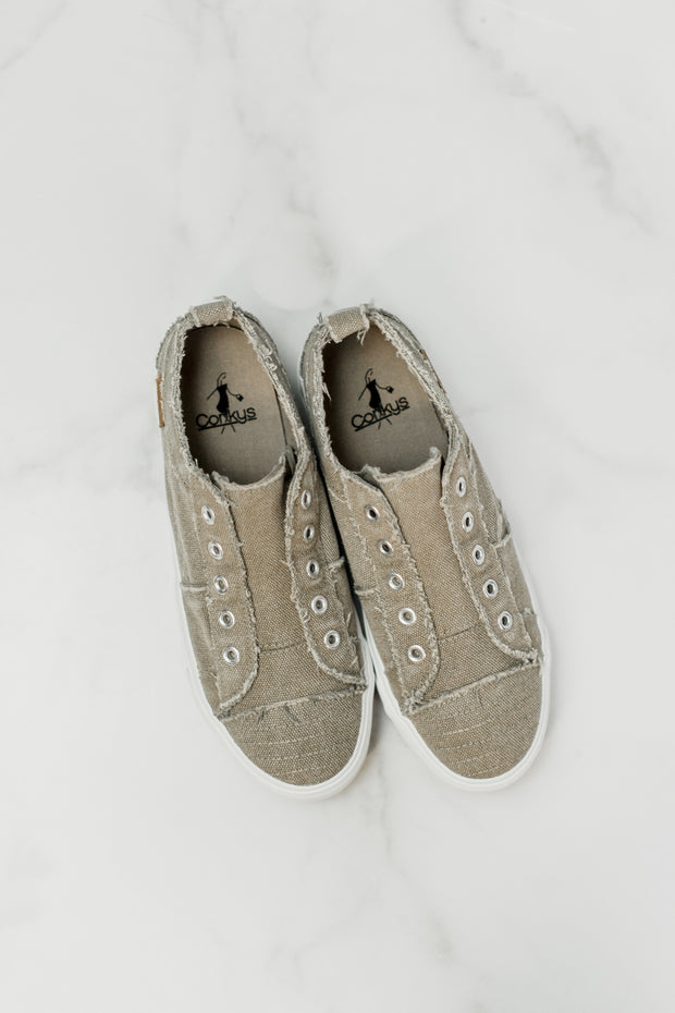 Babalu Canvas Sneakers