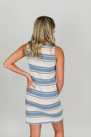 Joules Riva Striped Dress