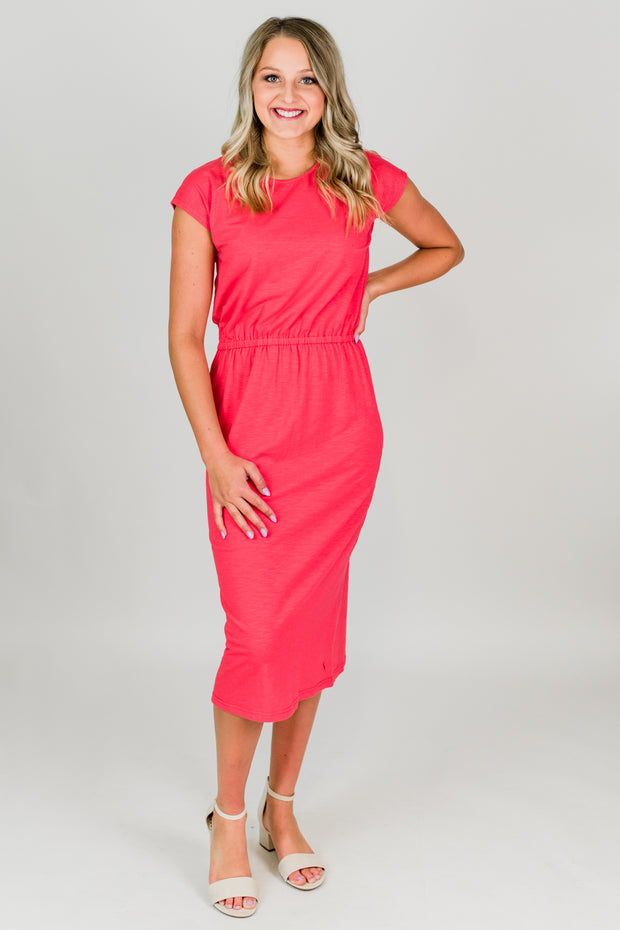 Joules Alma Midi Dress
