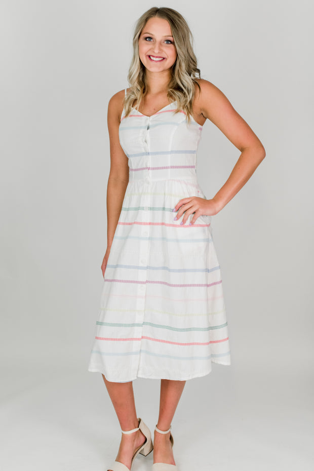Joules Abby Strappy Dress