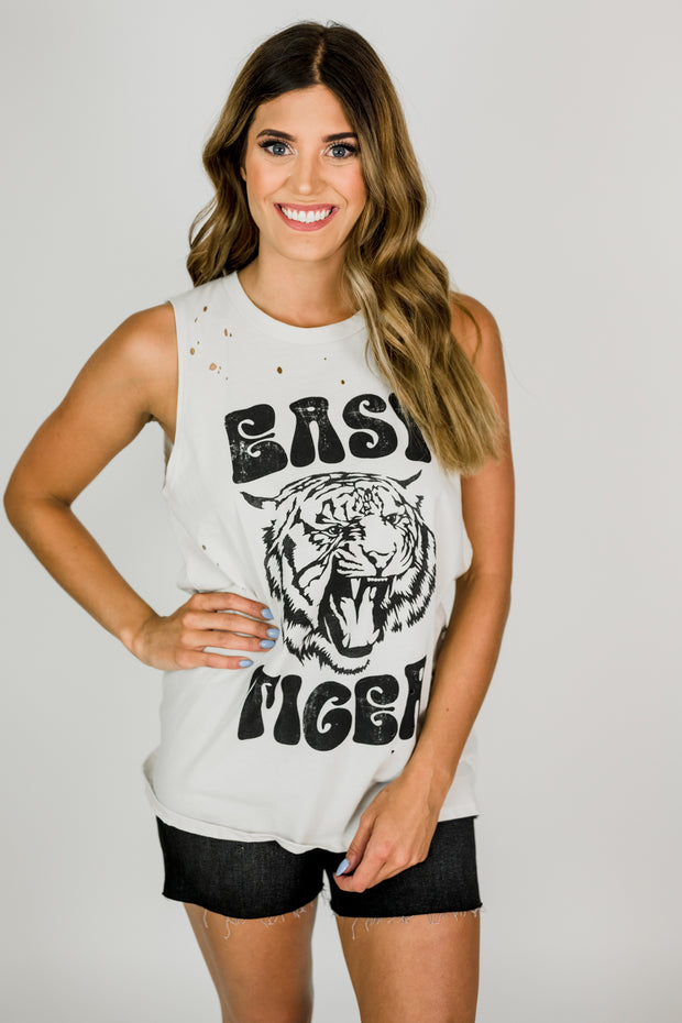 Easy Tiger Distressed Tank