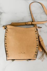 Star Studded Crossbody Bag