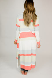 Candy Stripe Duster