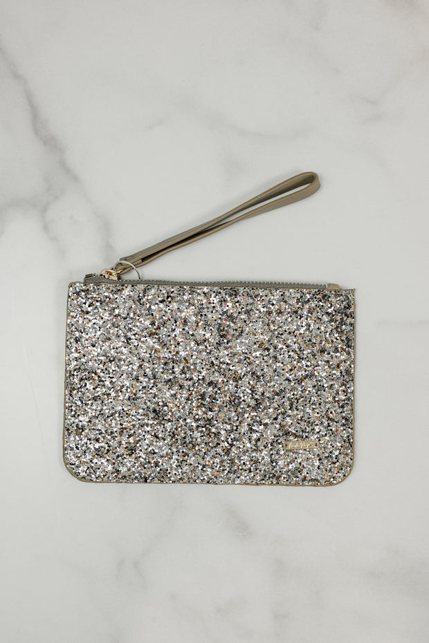 Sparkle Holiday Clutch