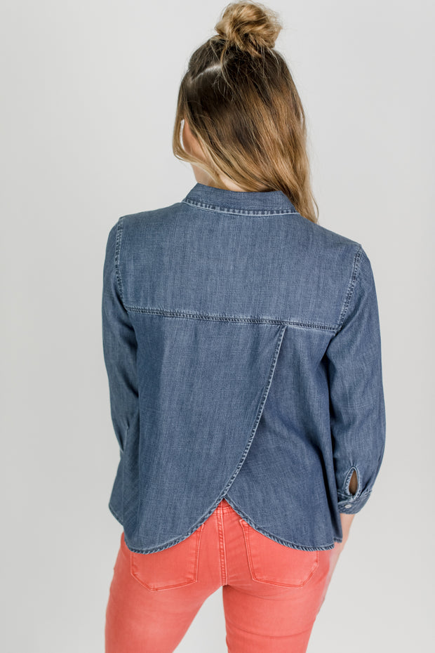 Liverpool Tulip Back Top