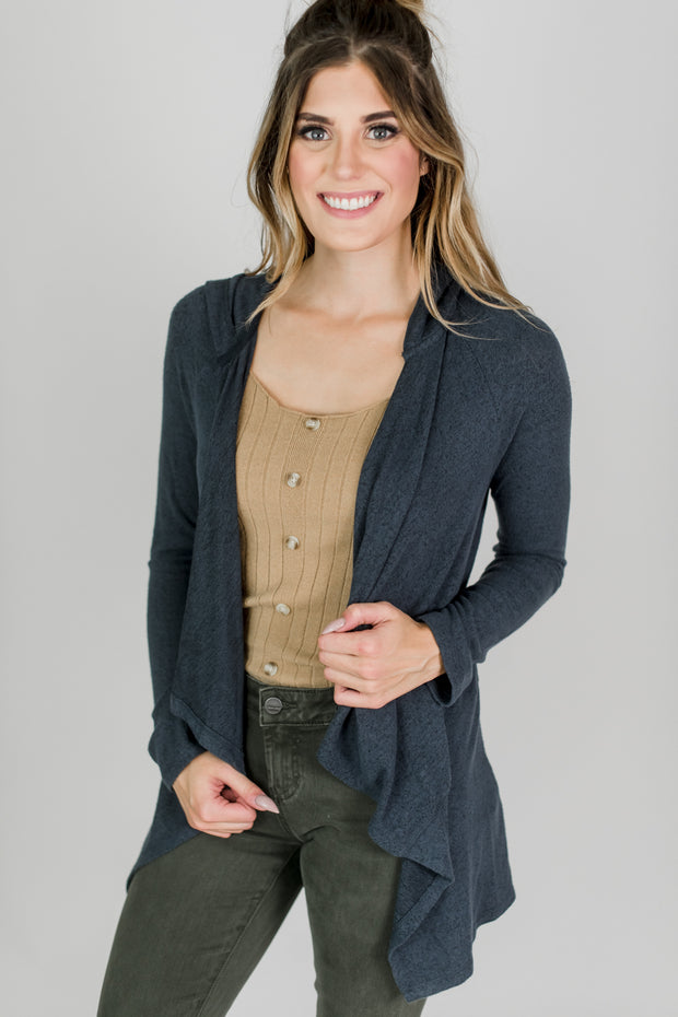 Z Supply Waterfall Cardigan