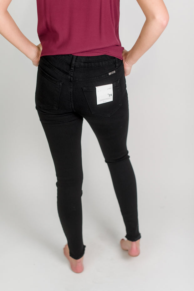 KanCan 5 Pocket R&B Distressed Skinny
