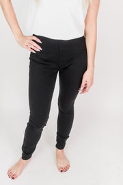 Liverpool Reese Pull-On Leggings