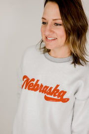 Super Soft Huskers Sweatshirt