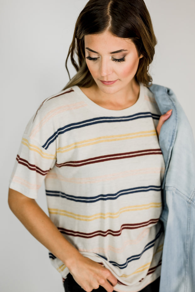 Thread & Supply Wheaton Tee