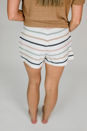 Thread & Supply Windslet Striped Shorts