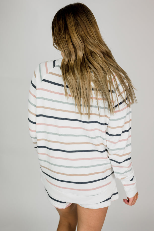 Thread & Supply Windslet Striped Top
