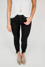 KanCan Brielle High Rise Ankle Skinny