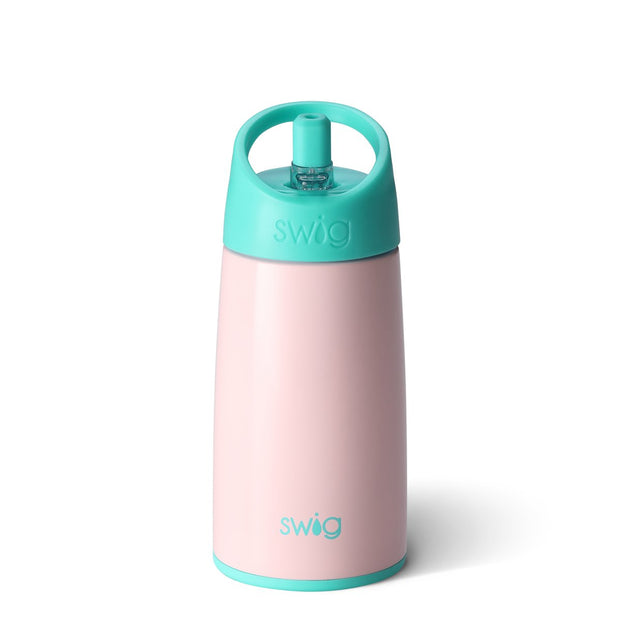 Swig Blush 12oz Flip & Sip Bottle