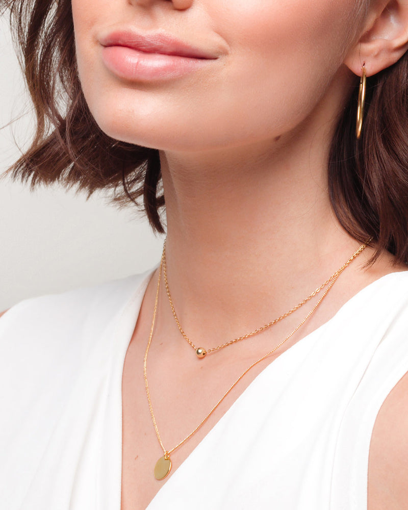 Sofia 18K Gold Vermeil Necklace