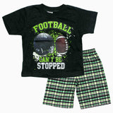 CLUB House Football Unstoppable Boys 2 Piece Set