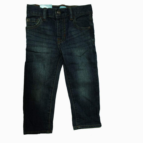 Baby GAP dark blue basic boys jeans