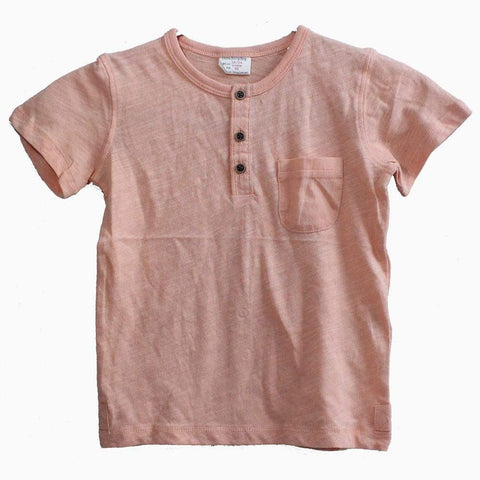 Zara Baby boy orange T-shirt