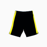 BATMAN Logo Print Boys Yellow Shoulders 2 Piece Set