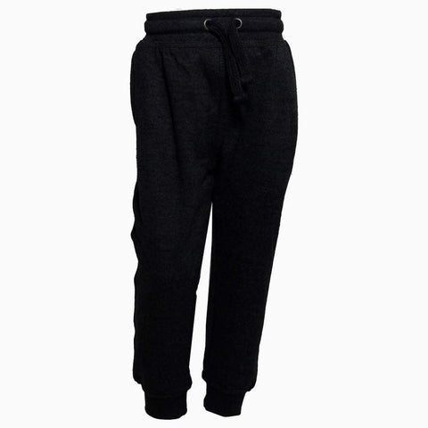 Lefties navy Blue Cotton Fleece Premium Boys Trouser