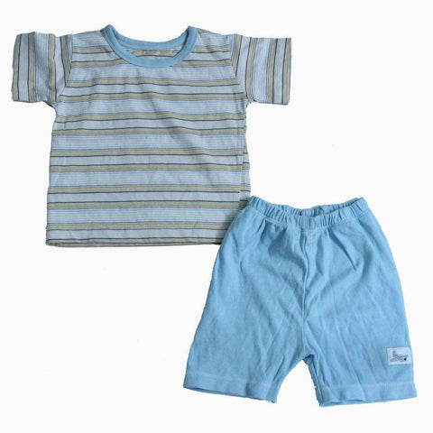 Mother Care Baby boys Beige set