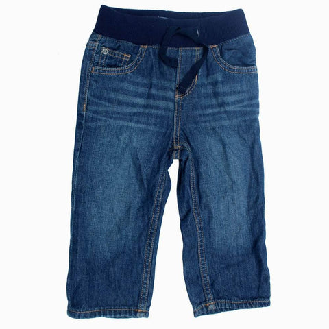 Baby GAP blue ribbed unisex Jeans