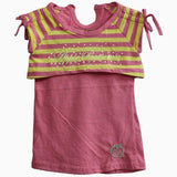 Apple Bottoms Stripe Fancy Tshirt