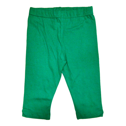 Green Cotton Night Trouser
