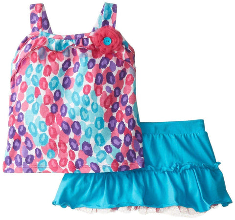 Young heart Colorful Frock