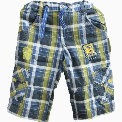 Sponge Bobs Children Shorts