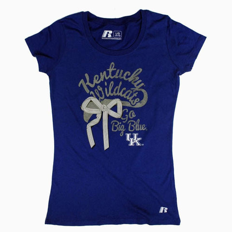 Kentucky WildCats Girls Blue tshirt