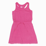 ALIVE Premium Cotton Hot Pink Girls Dress