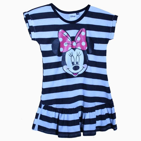 Disney Minni Mouse black and white dress