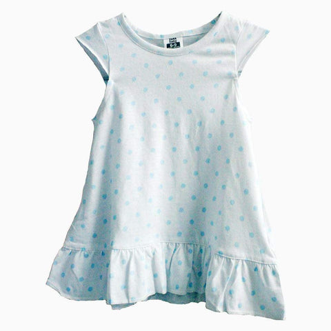 Zara baby dot girl dress