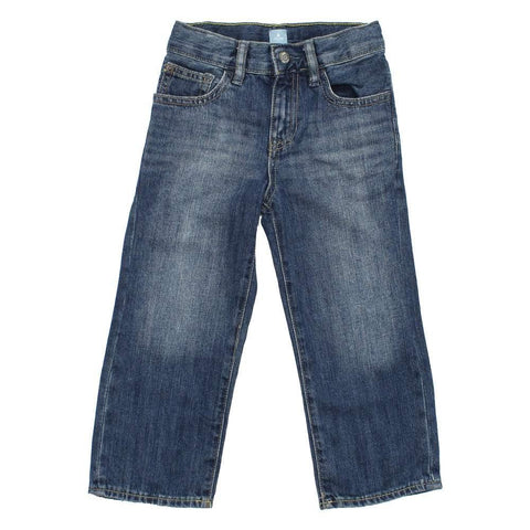 Baby GAP Relax Fit Boys Blue Basic Denim Boys Jeans