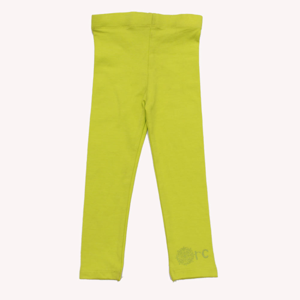ORCHESTRA Greenish Yellow Legging