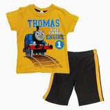 Thomas the Tank Yellow Boys 2 piece Set