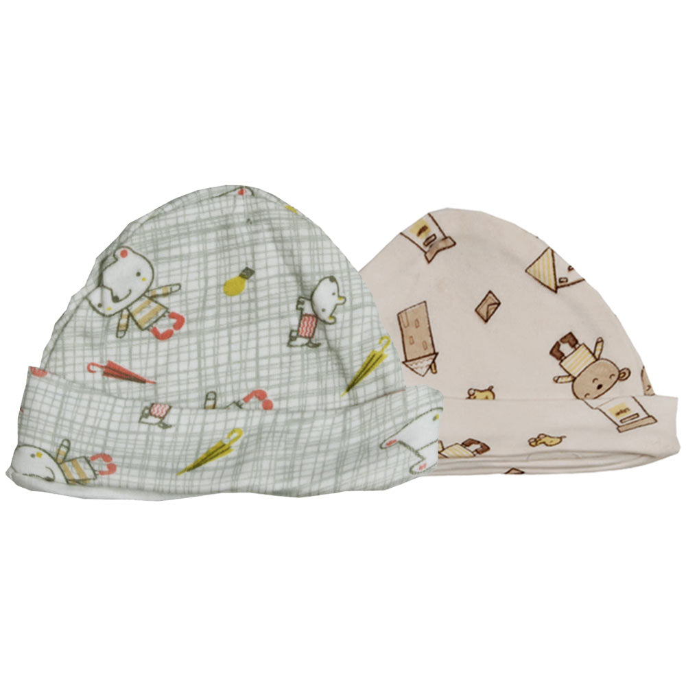 ROCK A BYE Hat 2 Piece Bundle