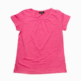 KAPPAHL Girls Premium Cotton Girls Pink Blouse Tshirt