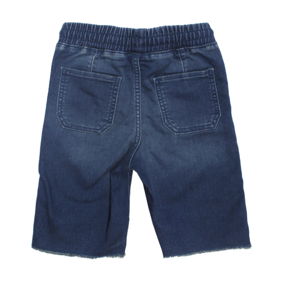 GAP KIDS Big Pocket Blue Boys Denim Short