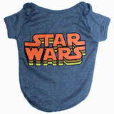 Star wars gray rompers