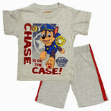 PAW CHASE On CASE Grey Boys 2 Piece Set
