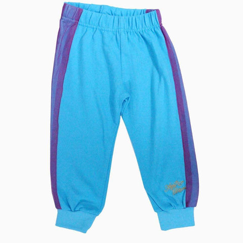 Apple bottom girls trouser blue