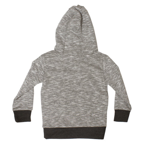 KIKI AND KOKO Ride Your Bord Grey Boys Hoddie